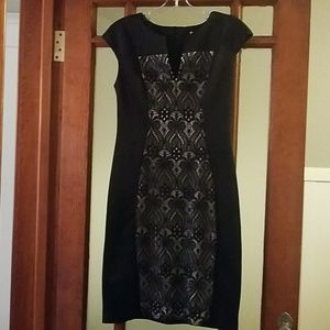 Dress Barn black dress